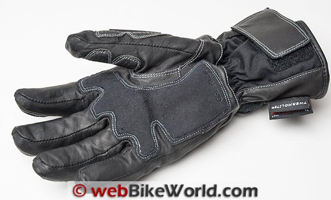 Joe Rocket Nitrogen Gloves Palm Gel Pad