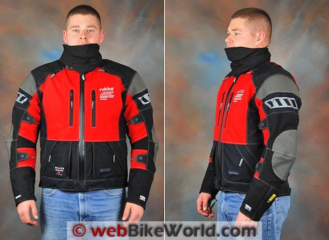 Rukka Armas Jacket Front