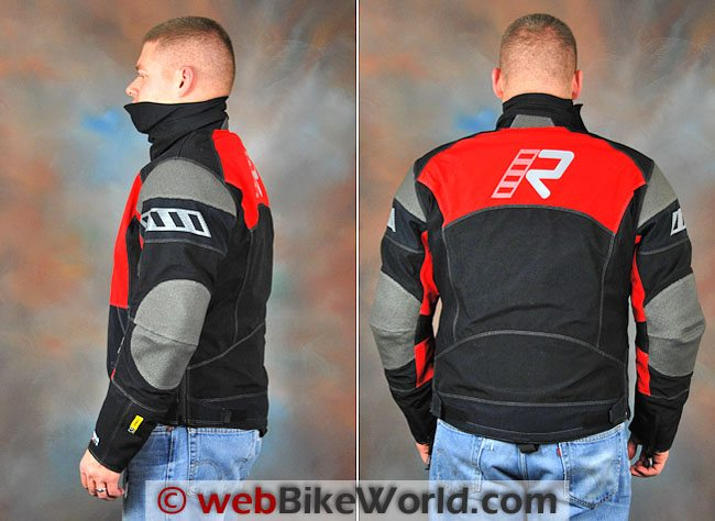 Rukka Armas Jacket Side Rear