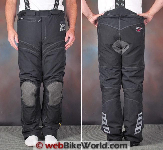 Rukka Armas Pants Rear