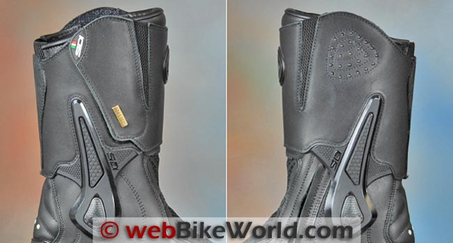 Sidi Armada Boots Removable Top