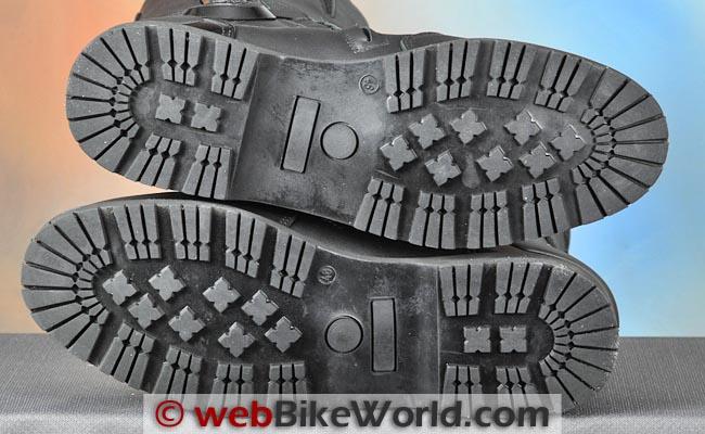 Sidi Armada Boots Soles