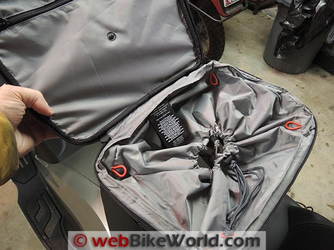 BMW C 650 GT Tunnel Bag Inside Waterproof Liner