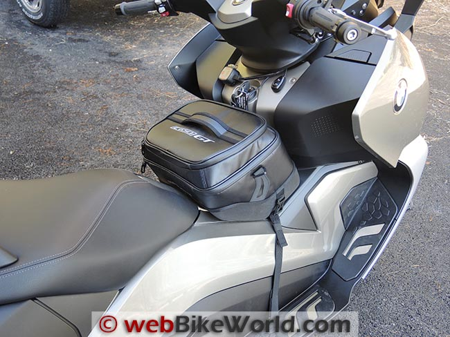 BMW C 650 GT Tunnel Bag Right Side