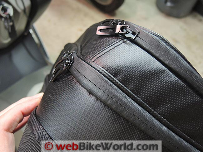 BMW C 650 GT Tunnel Bag Waterproof Zippers