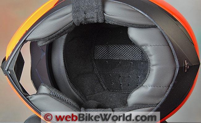 Nexx X30V Helmet Liner