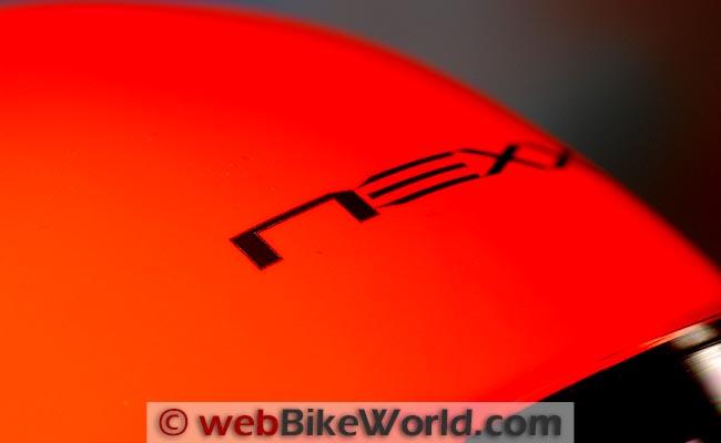 Nexx X30V Top Vents