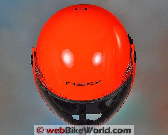 Nexx X30V Top View