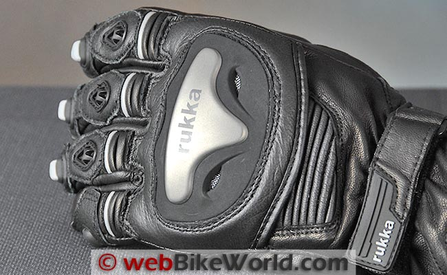 Rukka Argosaurus Gloves Main Knuckle Protector