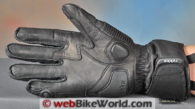 Rukka Argosaurus Gloves Palm