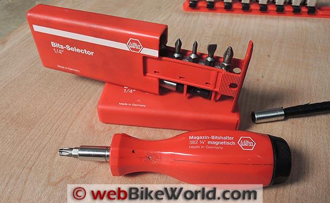 Wiha 382 Magnetic Bit Driver