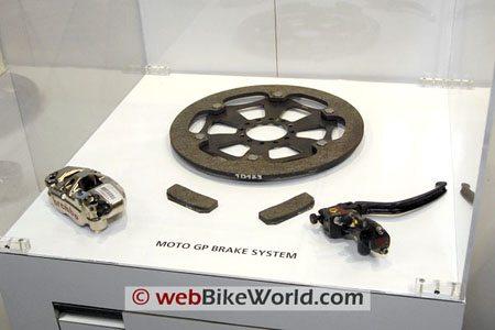 Brembo MotoGP Brake System