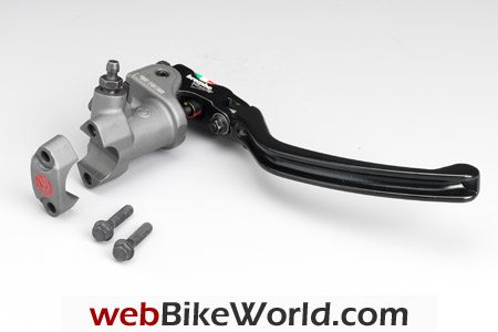 Brembo Brakes Clamp kit for unfaired bikes.