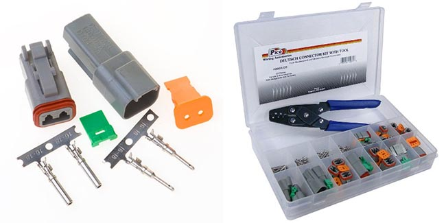 Deutsch Connector Kits