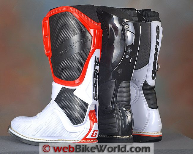Gaerne Off-Road Boots Rear View