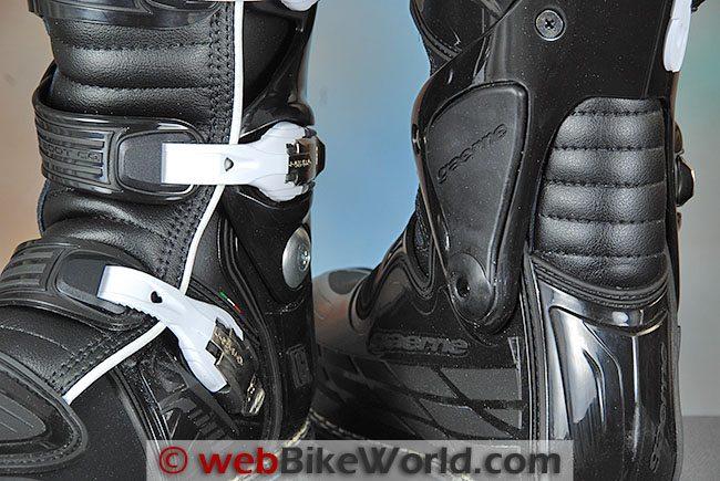 Gaerne SG10 Boots Details