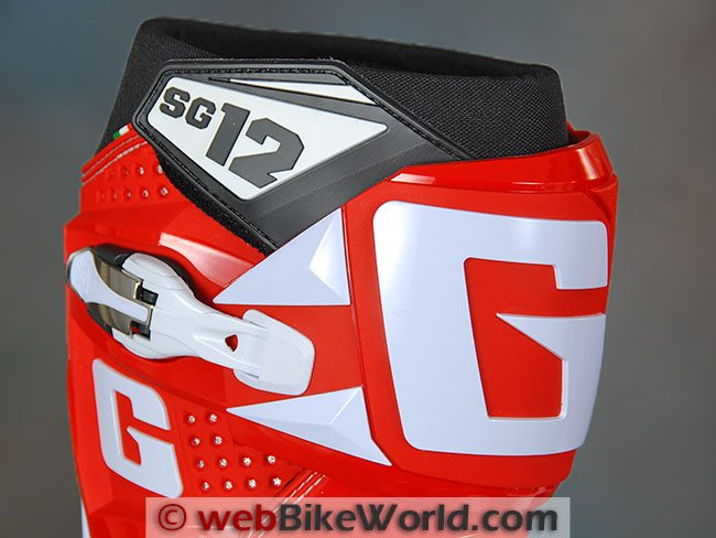 Gaerne SG12 Details