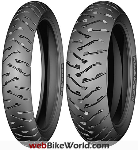 Michelin Anakee III Tires