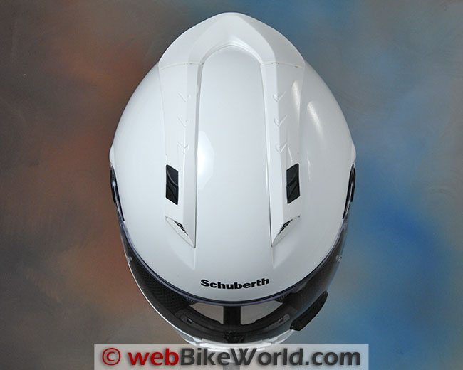 SCHUBERTH SR1 DOT Top View