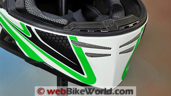 AGV Horizon Helmet Chin Vent