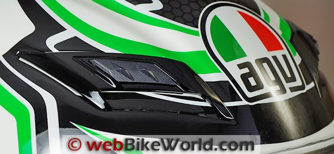AGV Horizon Helmet Top Vent