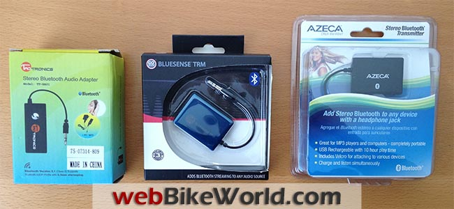 Bluetooth Adapter Packaging