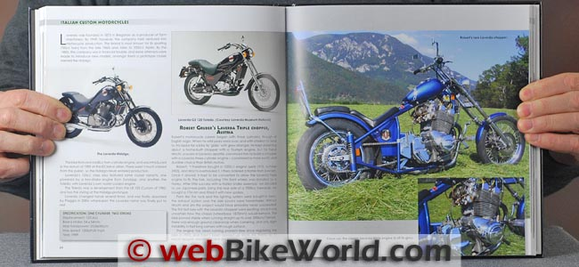 Italian Custom Motorcycles Sample