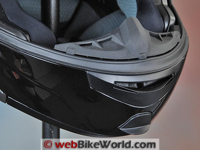 LS2 FF394 Helmet Chin Vent