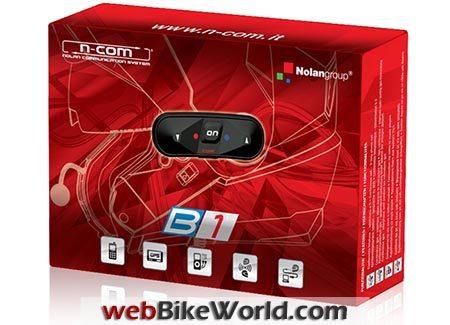 Nolan B1 Intercom