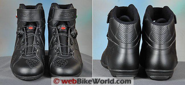 Sidi Nitro Boots Front Rear