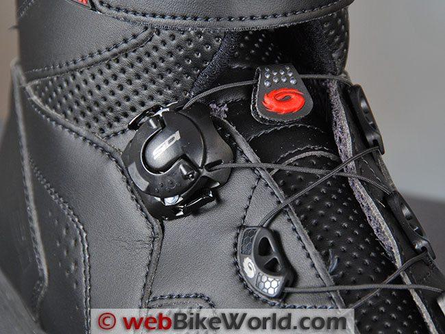 Sidi Nitro Boots Lace Release