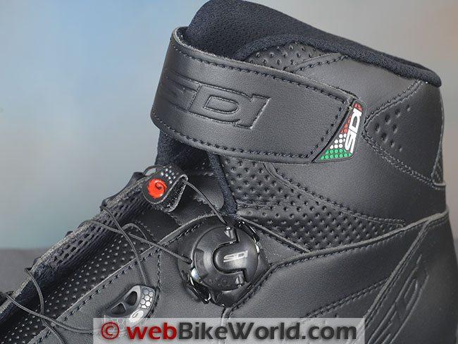 Sidi Nitro Boots Upper Ankle