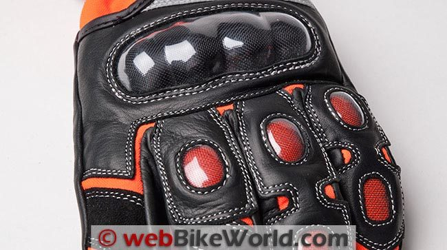 Sliders Cold Pro Waterproof Gloves Knuckle Protector