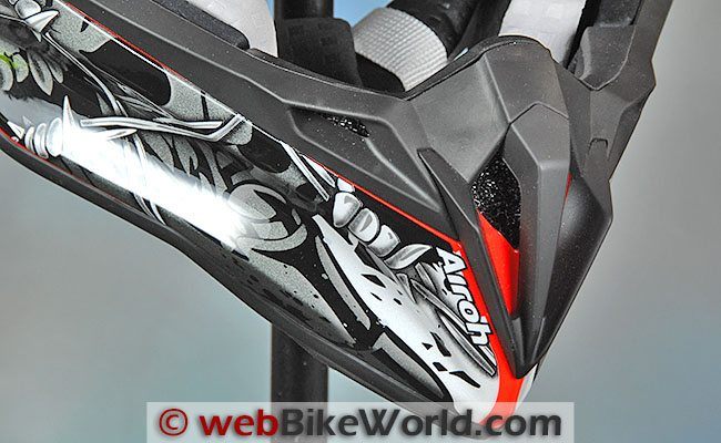 Airoh Terminator Helmet Chin Vent