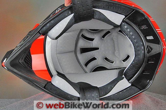 Airoh Terminator Helmet Liner