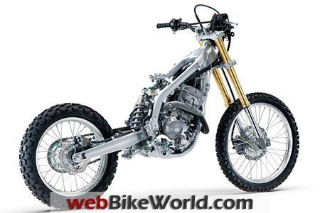 Honda CRF250L Frame