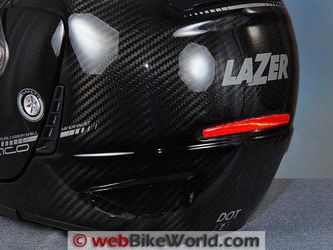 Lazer Monaco DOT Reflector
