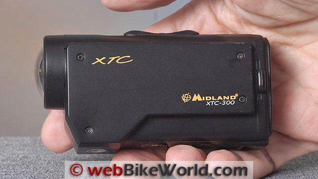 Midland XTC-300 Size