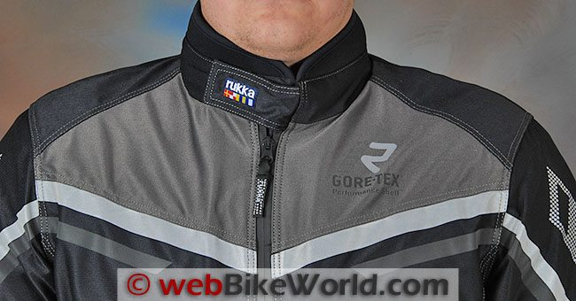 Rukka Airway Jacket Chest