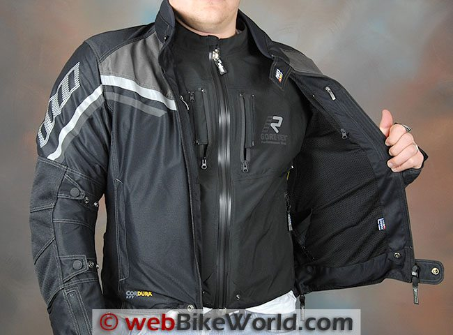 Rukka Airway Jacket Liner