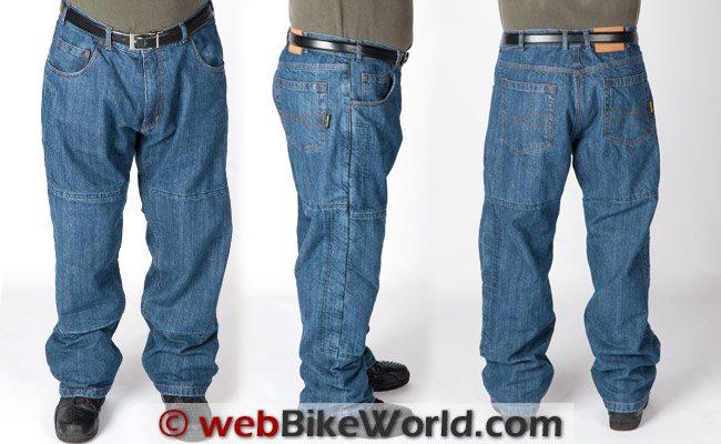 Sliders 4.0 Jeans 3 Views
