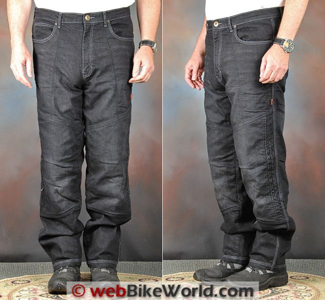 rhok gen3 kevlar jeans review webbikeworld. Black Bedroom Furniture Sets. Home Design Ideas