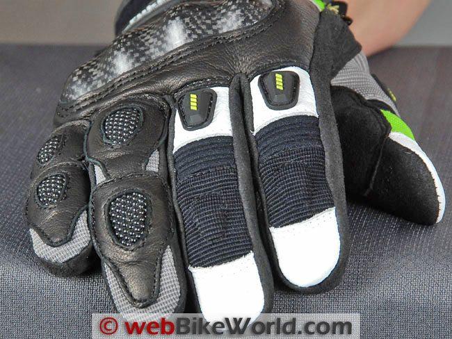 Rukka Vauhti Gloves Fingers