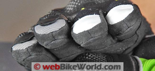 Rukka Vauhti Gloves Fingertips