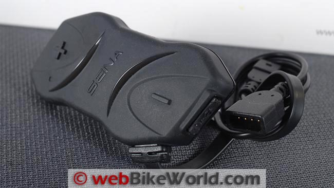 Sena SMH10R Bluetooth Headset Review