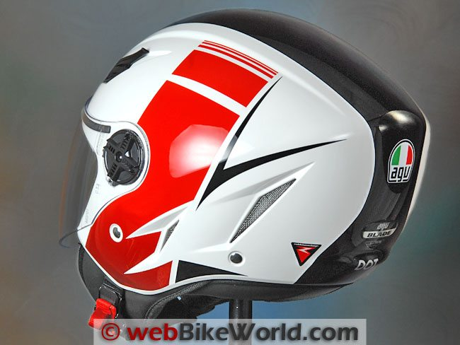 AGV Blade Helmet Side Vents