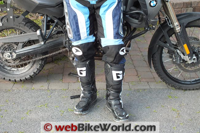 Gaerne Off Road Boots Review Part 2
