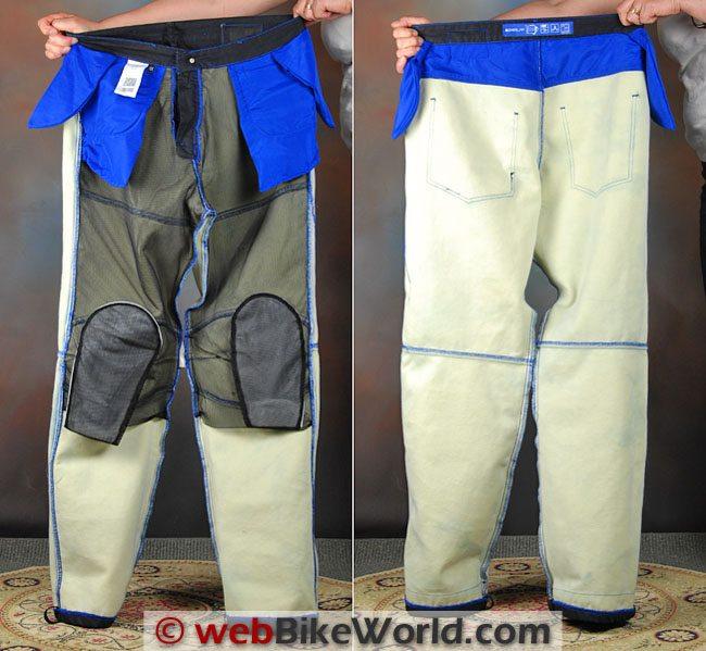Overlap Imatra Jeans Kevlar Lining
