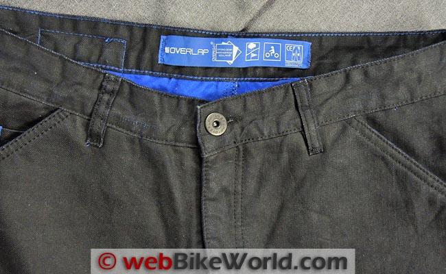 Overlap Imatra Jeans Waist