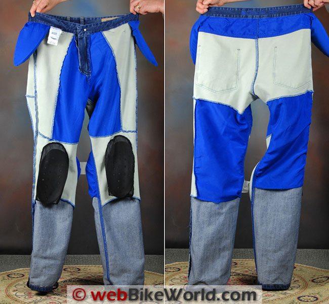 Overlap Manx Jeans Kevlar Lining